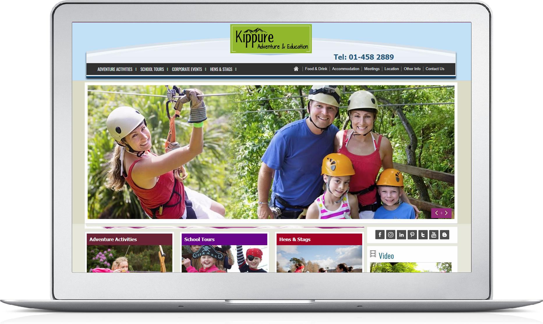 Kippure Adventure Centre Wicklow