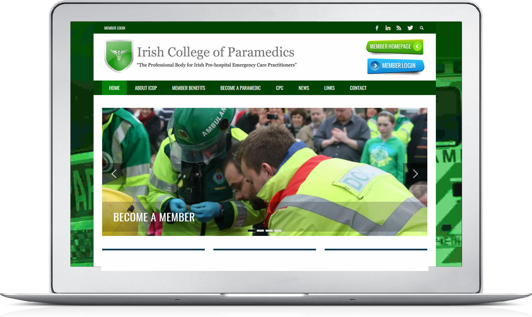 Irish College of Paramedics