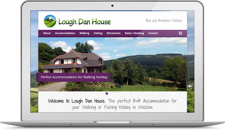 Lough Dan House Wicklow Bed & Breakfast