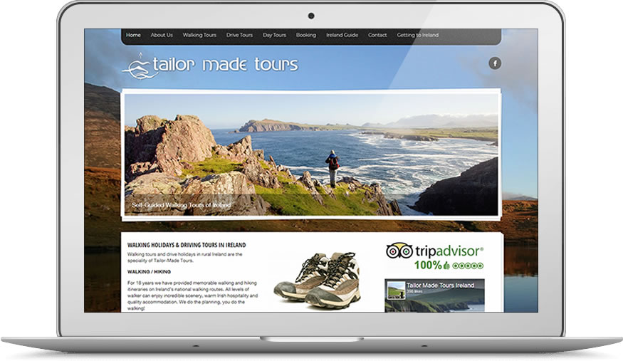 Tailor Made Walking Tours Ireland