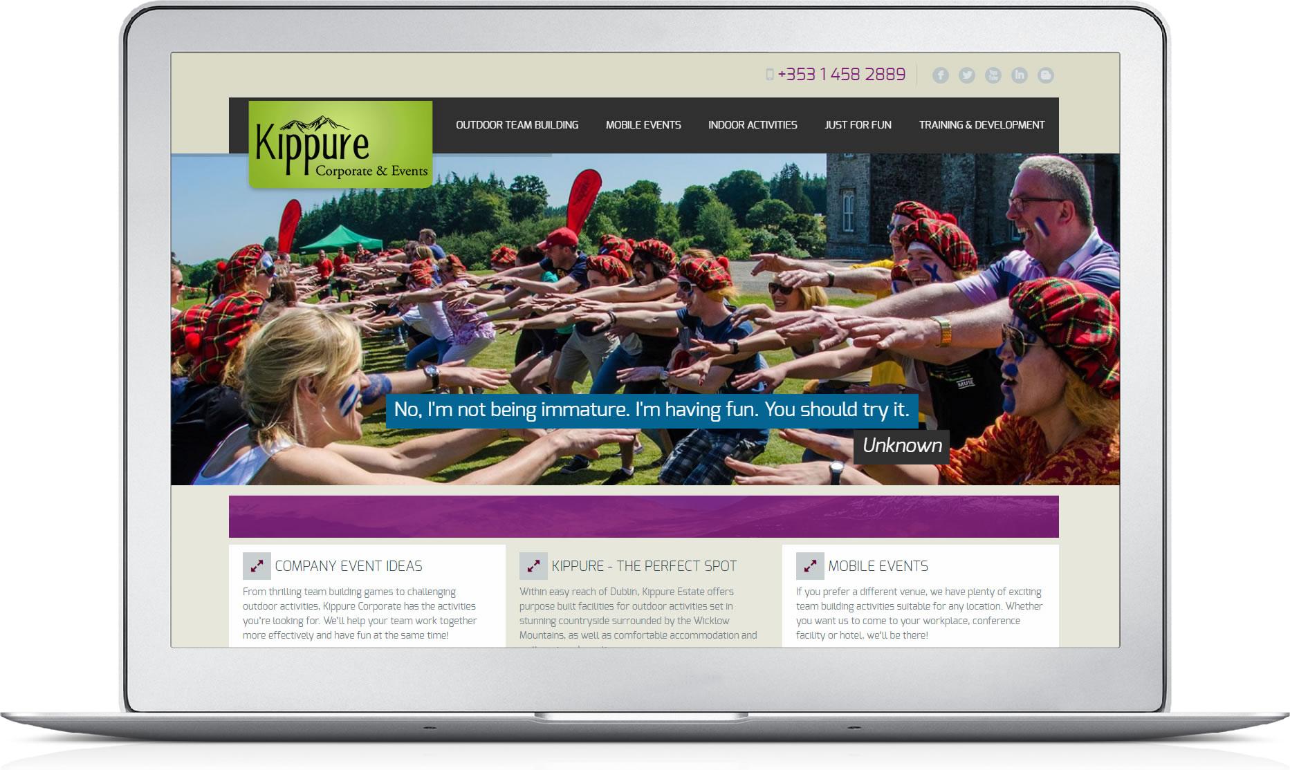 Kippure Corporate & Events - Team Building Ireland