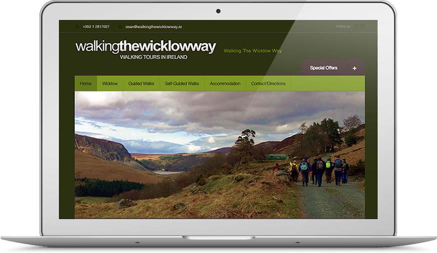 Walking the Wicklow Way Walking Tour Wicklow