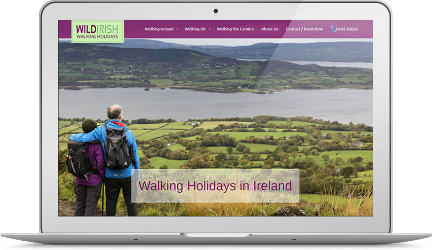 Wild Irish Walking Holidays