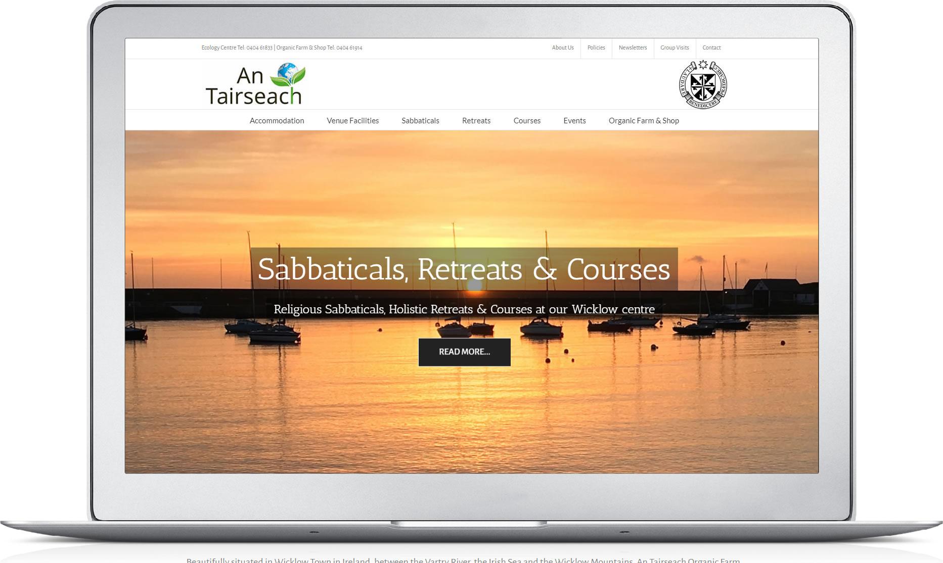 An Tairseach Religious Retreats Ireland