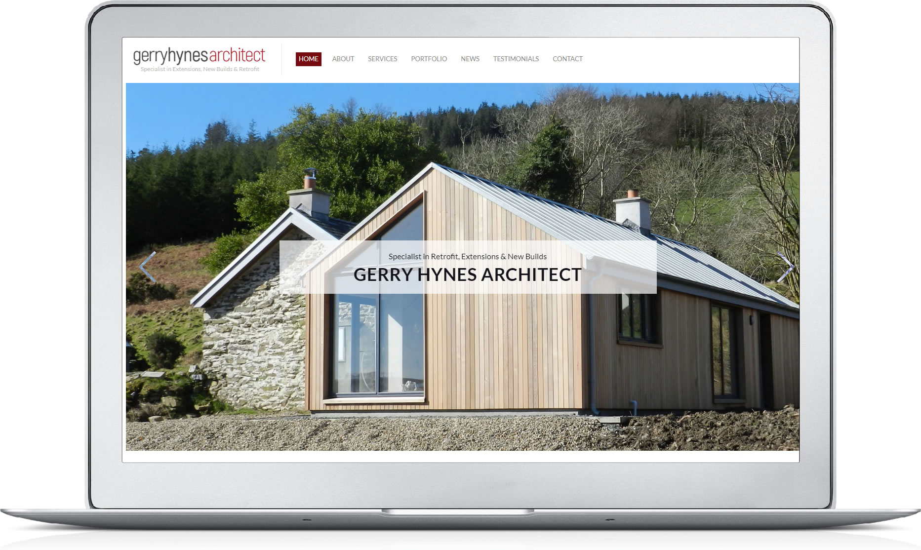 Gerry Hynes Architect Dublin Wicklow