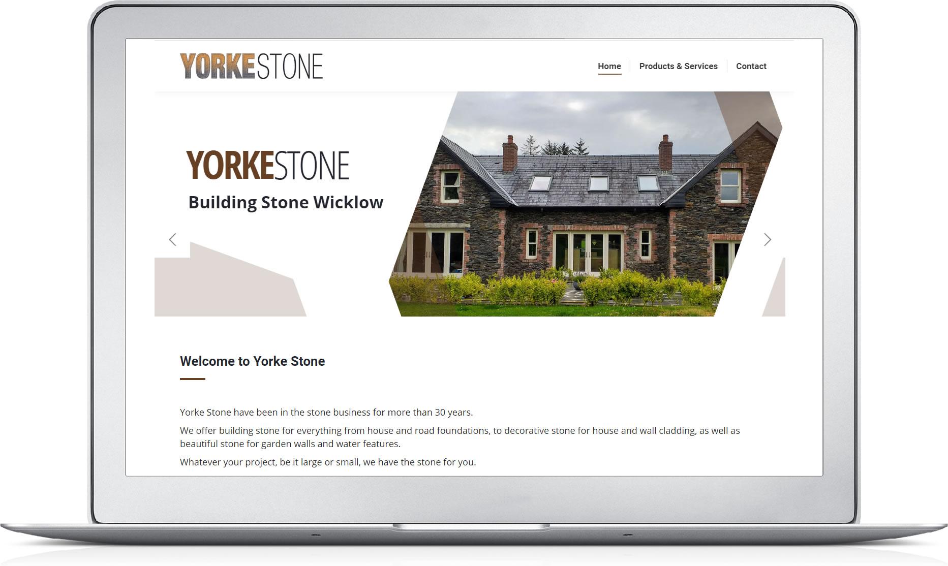 Building Stone Wicklow Yorke Stone